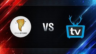 Brain Storm vs WePlay - day 1 week 8 Season I Gold Series WGL RU 2016/17