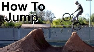 Repeat youtube video How to Jump and NOT Suck