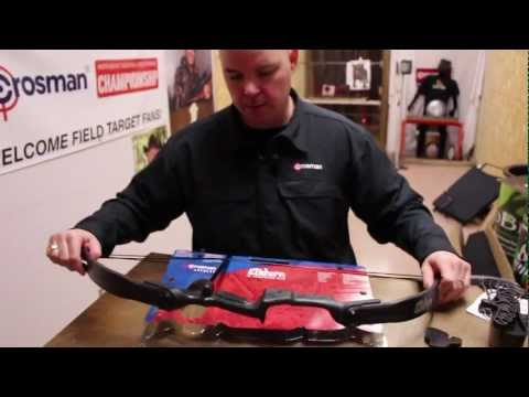 Crosman Elkhorn Bow Assembly