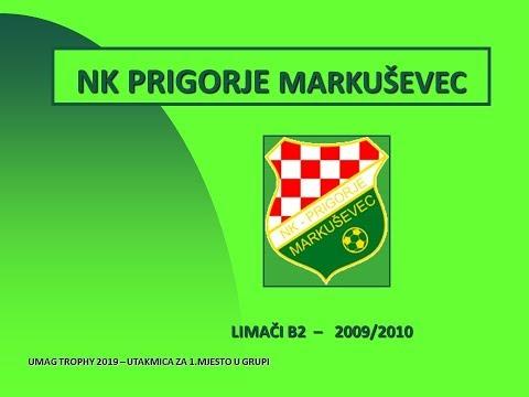 Umag trophy NK Prigorje Markuševec 1 : 0 NK Triglav Kranj - za 1.mjesto u grupi