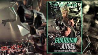 Создание кино постера в Фотошоп - GUARDIAN ANGEL. Speed Art