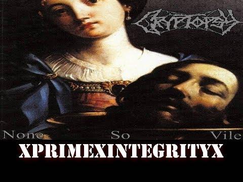 Cryptopsy - None So Vile Full Album thumb