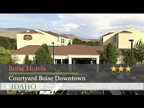 Courtyard Boise Downtown - Boise Hotels, Idaho