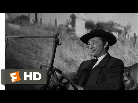 The Night of the Hunter 111 Movie CLIP  Harry Speaks to the Lord 1955 HD