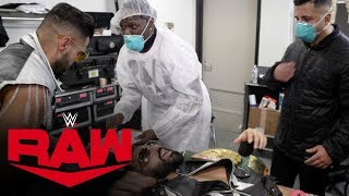 R-Truth claims the 24/7 Title from Samir Singh: Raw Exclusive, Nov. 18, 2019