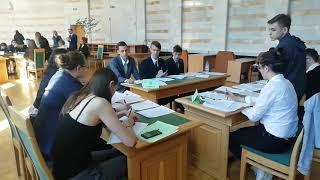 Финал XIII Конкурса учебных судов