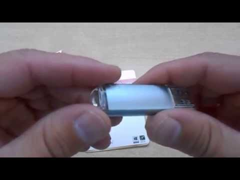 обзор флешка 16Gb Silicon Power Marvel M01