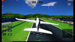 A330-300 Flying Lufthansa Airlines On Roblox