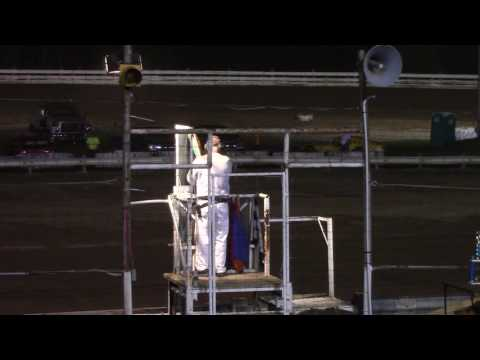 Hummingbird Speedway (6-18-16): Aaron's of DuBois Front-Wheel Drive 4-Cylinder Feature
