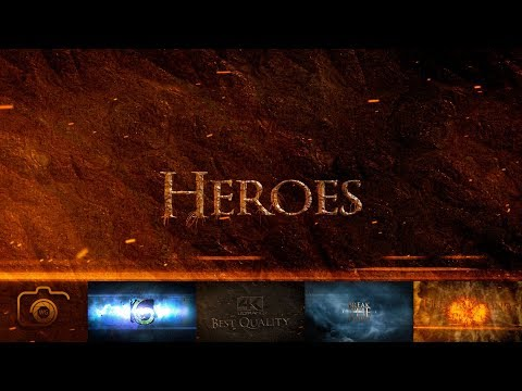 The Heroes Awaken - Epic Trailer (Videohive/After Effects Template)