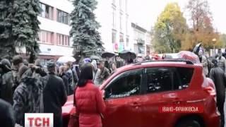 """""""Боевой"""" пидараст Ляшко яичную атаку принял за покушение"""
