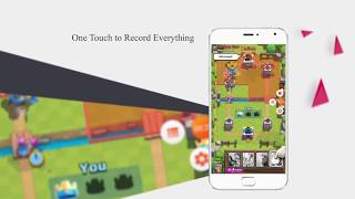 V Recorder- Screen recorder with audio and editor