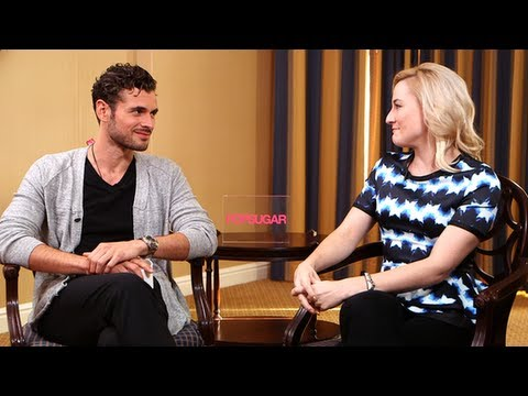 The Following's Adan Canto on Love Triangles and