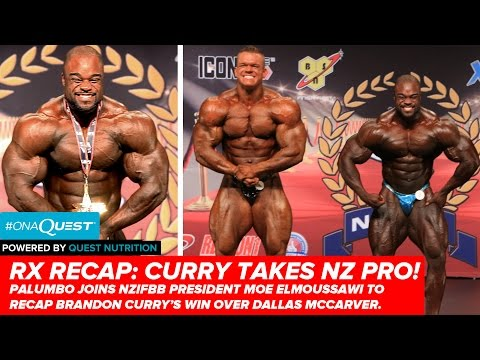 New Zealand Pro Recap w/Moe ElMoussawi on RXRecap (Powered by Quest Nutrition)