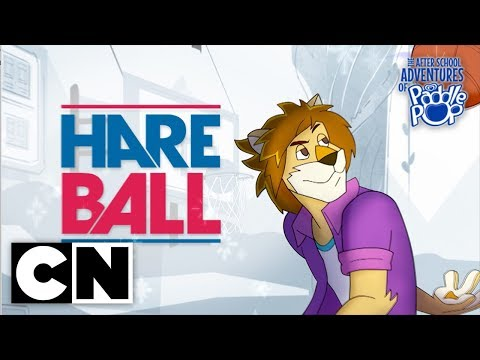 Hare Ball Ep 14  The After School Adventures of Paddle Pop