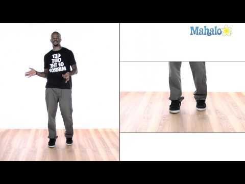 Learn Hip Hop Dance: Harlem Shake