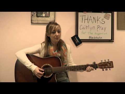 Tell Your Heart To Beat Again (Danny Gokey) By Skylar Kaylyn