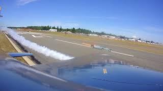 Alpha Jet vs Smoke-n-Thunder Jet Car