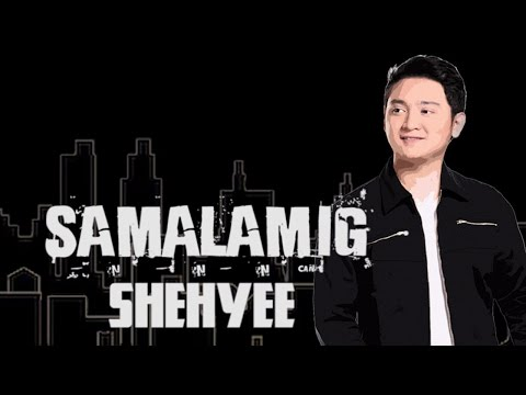 Shehyee — Samalamig [Official Lyric Video]