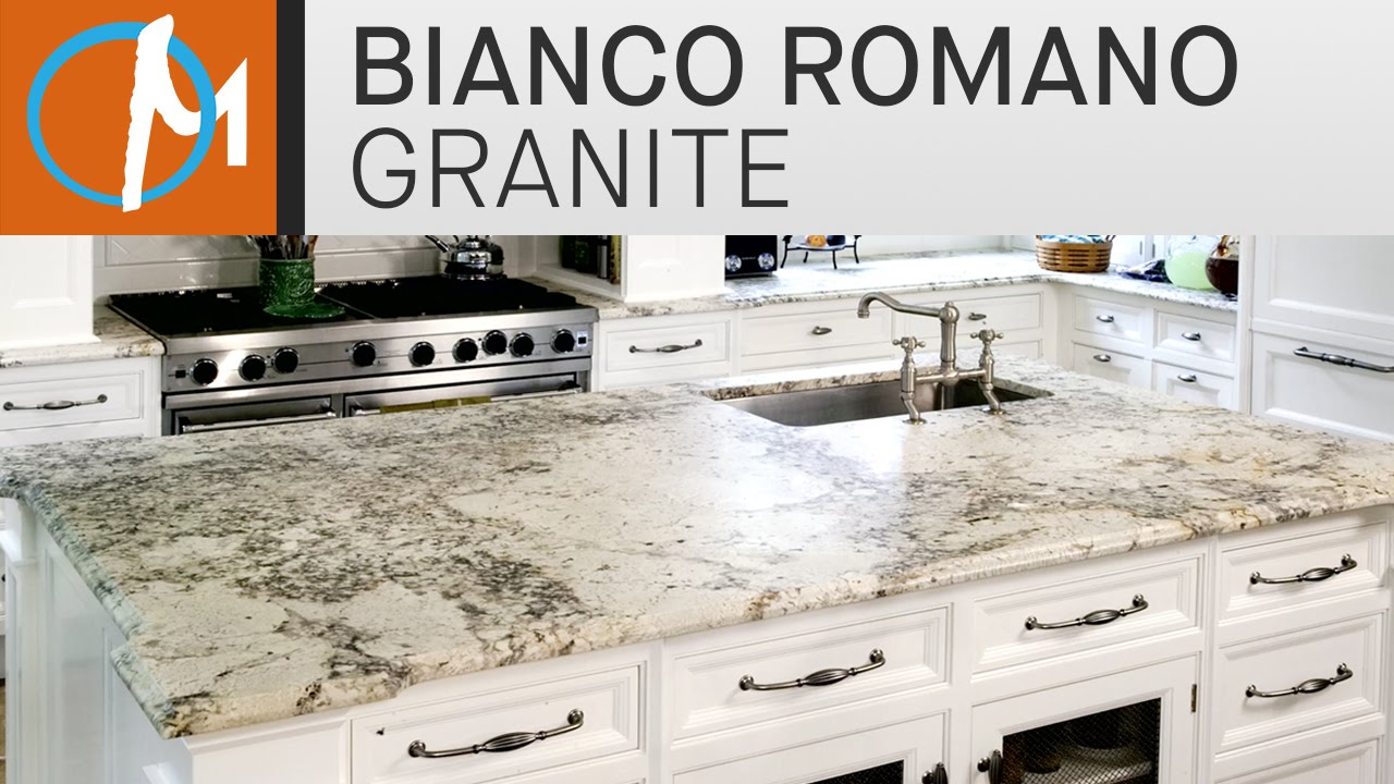 Bianco Romano Granite Kitchen Countertops Marble You
