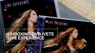 Baixar Unboxing DVD IVETE SANGALO LIVE EXPERIENCE (DUPLO)