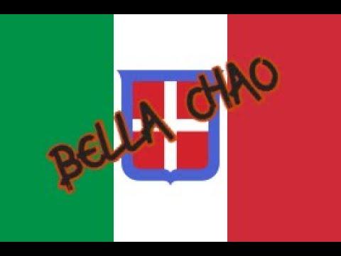 BELLA CHAO     en   Español     canta  VALENTINO SORES y su conjunto