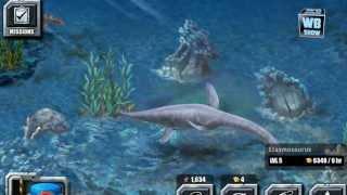Jurassic Park Builder - Elasmosaurus [Aquatic Park]  [Limited]