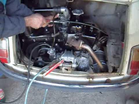 Restauro Motore Fiat 500 Prima Messa In Moto Battipaglia