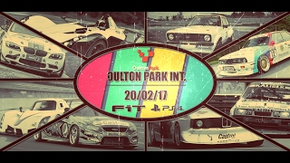 Young VS Old Drivers Battle GT1 #05 Oulton Park Int. Project Cars 20.02.17 - Live Twitch | FiT - Formula Italian Team