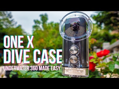 Insta360 One X Underwater Dive Case Review VS 360bubble GoPro Fusion