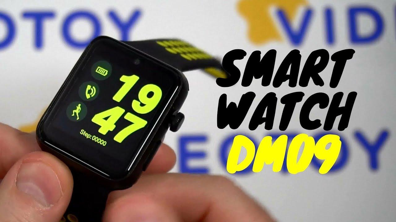 Смарт часы <b>Smart Watch DM09</b> - альтернатива Best Smartwatch ...