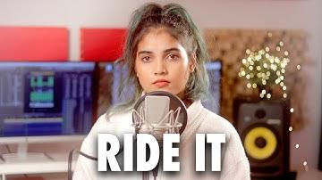 Ride It (Kya Yehi Pyar Hai) | Female Version | Cover By AiSh | Jay Sean