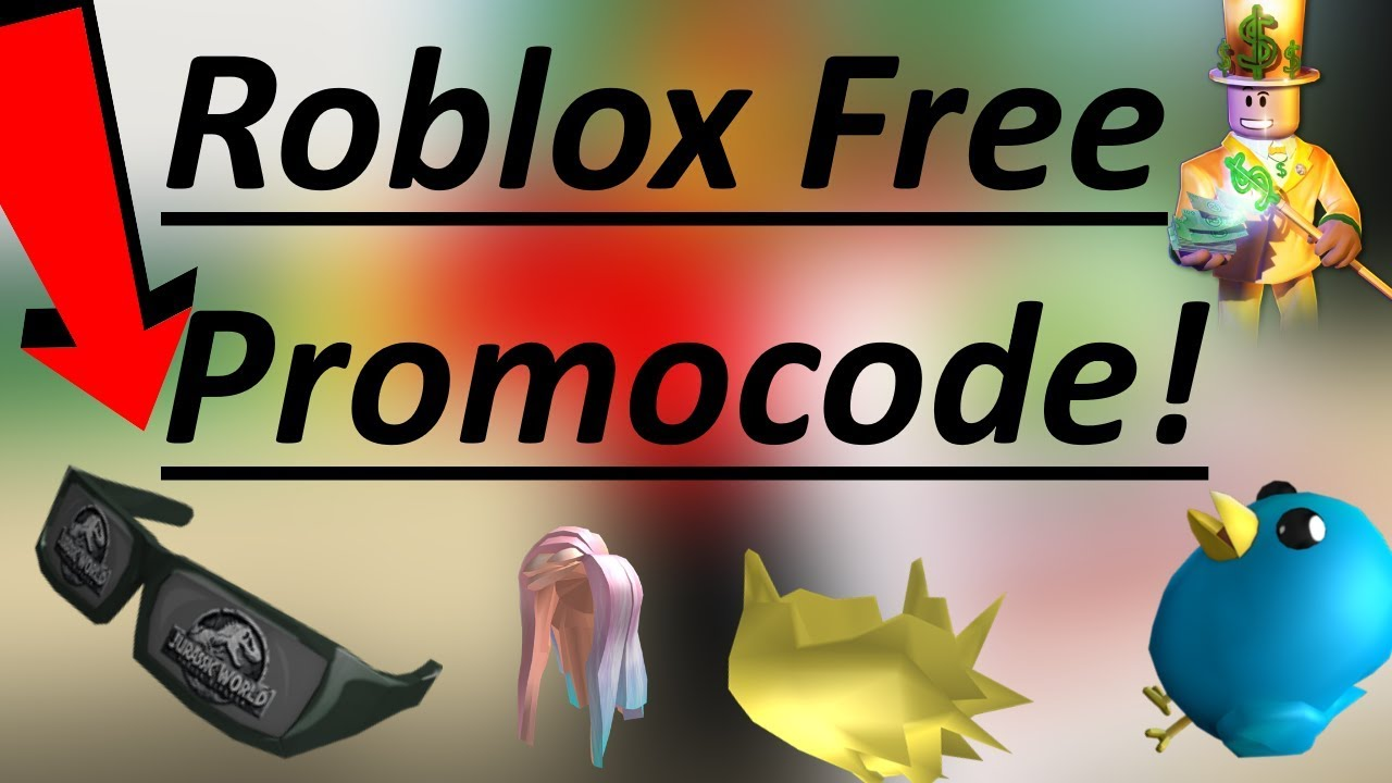 2 Roblox promo codes! (Be Quick) (Working) (Check ...