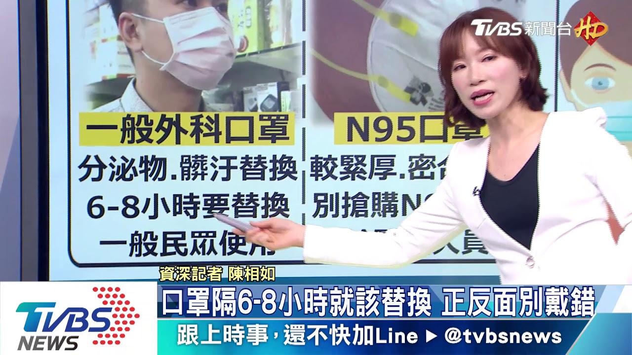 春節肺炎來襲!瘋搶N95口罩 醫揭真相 - YouTube
