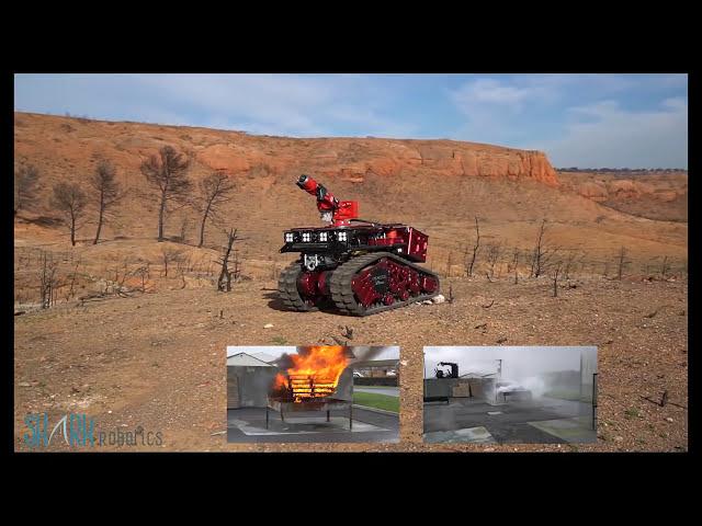 COLOSSUS SHARK ROBOTICS - LE ROBOT FRANCAIS