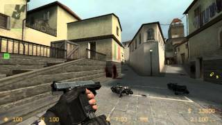 Counter-Strike Source - Zombie Mode With Bots [cs_italy] Resimi