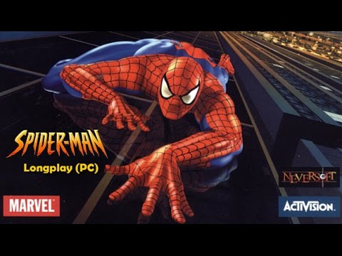 Spider-Man Longplay (PC) Complete Game + Comic Collection
