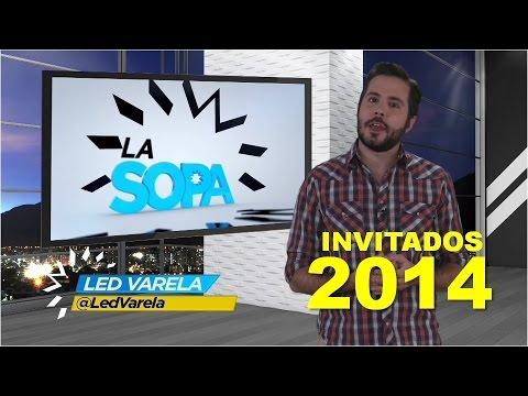La Sopa Venezuela. Invitados 2014.