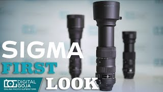 New Sigma 60-600mm f/4.5-6.3 DG OS HSM Sport Lens | First Look