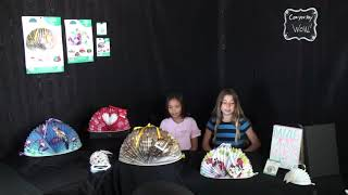 DazzleWrap - Dazzle Girls - How to Wrap with DazzleWrap Part 1