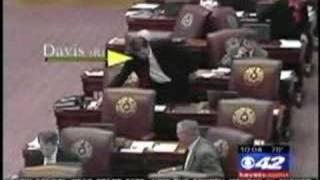 Voting practices in Texas State Legislature