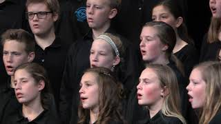 A Christmas Tapestry Hope PR School Choir 2018 Patti Drennan
