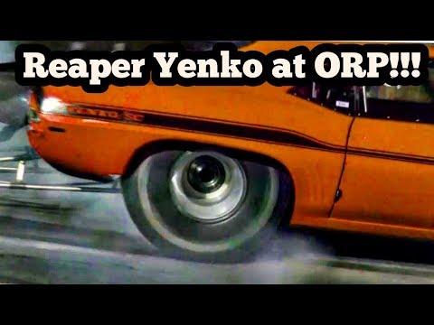 Street Outlaws Reaper's Yenko at Ozark Raceway Park