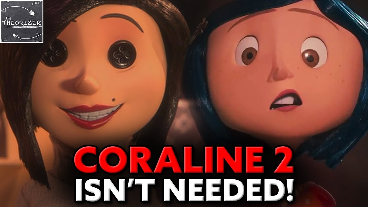 Coraline Every Single Secret From The Movie Solved Compiled Theory Youtube
