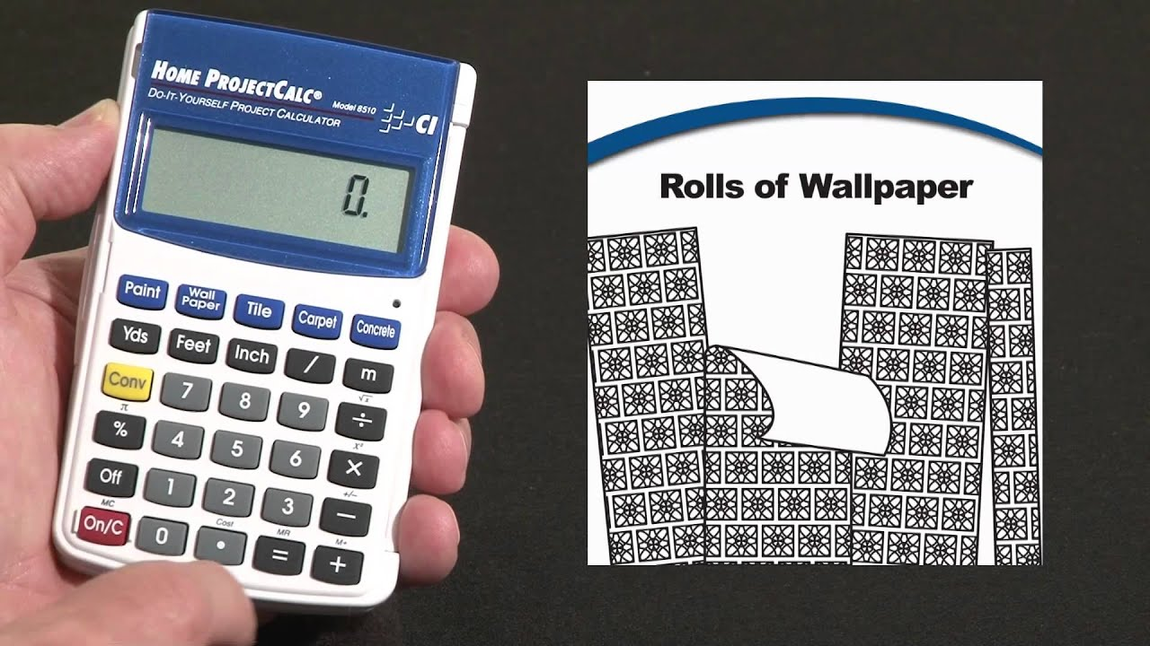 Home ProjectCalc Rolls Of Wallpaper Calculations How To