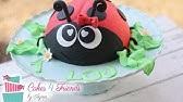 Marienkafer Torte Super Schnell Und Einfach Selber Machen Youtube