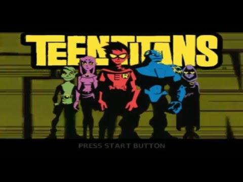 Teen Titans Cheats & Codes for GameCube -