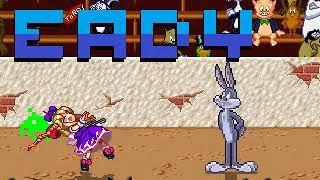 Mugen Request Retro Suika Vs Bugs Bunny
