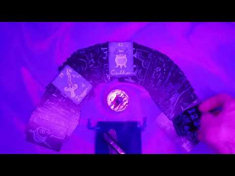 TorhallasReadings 14Apr2018 quickie before bed Mildred Payne's Secret Pocket Oracle Séance ed
