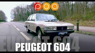 Peugeot 604 : oldtimer à collectionner d'urgence !
